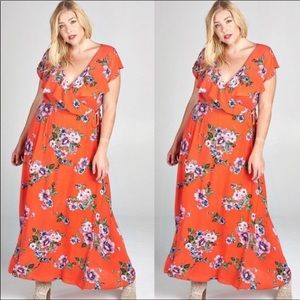 Dresses & Skirts - Plus Size Maxi